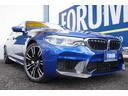 BMW/BMW M5 M5 左ハンドル カーボンセラミックブレーキ B&Wサウンド