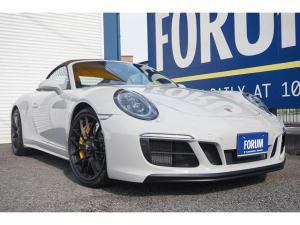 ポルシェ 911 911カレラGTS カブリオレ PCCB 7MT 新車並行