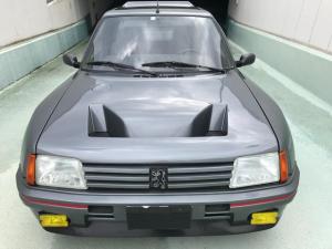 プジョーその他  205Turbo16 WRCグループBホモロゲーション車両