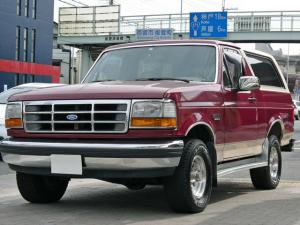 フォード ブロンコ エディバウアー ワンオーナー 正規ディーラー車 1NO登録
