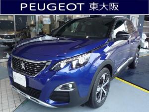 プジョー 3008 GTライン ブルーHDi パノラミックサンルーフ