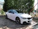 BMW/BMW 320d Mスポーツ エディションシャドーレザーシート
