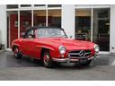 メルセデス・ベンツ/M・ベンツ 190SL W121 4MT 1960年式 幌張り替え済み