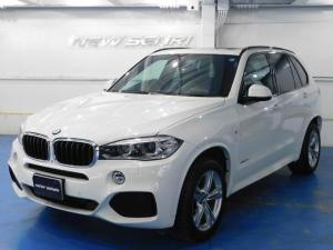 BMW X5 xDrive 35d Mスポーツ黒革サンルーフ電動バックドア