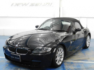 BMW Z4 ロードスター2.5i 鑑定書・整備・保証付/後期型/レッドレザーシート/電動オープン