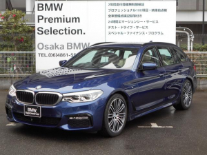 BMW 5シリーズ 523dツーリング Mスポーツデビューパッケージヘッドアップ