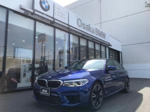 BMW M5 M5ワンオーナー20インチAW黒レザーHDDナビ地デジLED