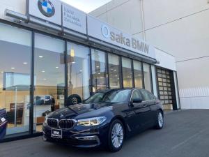BMW 5シリーズ 523d ラグジュアリー デビューP  Fタイヤ2本新品