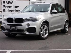 BMW X5 xDrive 35d Mスポーツ セレクトP黒革LEDライト