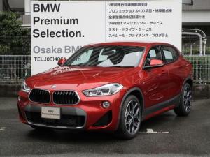 BMW X2 sDrive 18i MスポーツXヘッドアップACCデモカー