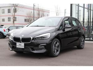 BMW 2シリーズ 218dアクティブツアラー スポーツ 5人乗り ETC