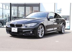 BMW 4シリーズ 420iグランクーペ Mスポーツ 当社試乗車 HUD ETC