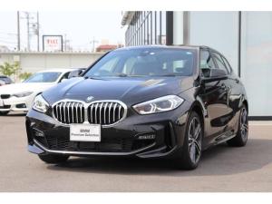 BMW 1シリーズ 118i Mスポーツ 当社試乗車 ナビパッケージ ETC