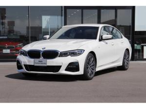 BMW 3シリーズ 320d xDrive Mスポーツ 当社試乗車 レザーシート