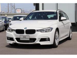 BMW 3シリーズ 318iツーリング Mスポーツ ワンオーナー HDDナビ リアビューカメラ リアセンサー LEDヘッドライト ETC クルーズコントロール フロント電動シート 純正18インチ アロイホイール