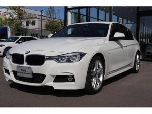 BMW 3シリーズ 320d Mスポーツ ワンオーナー HDDナビ リアビューカメラ フロント電動シート リアセンサー パドルシフト アクティブクルーズコントロール 18インチAW ETC