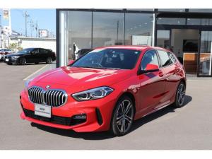 BMW 1シリーズ 118d Mスポーツ エディションジョイ+ 当社試乗車 ナビパッケージ リアビューカメラ コンフォートパッケージ ストレージパッケージ 運転席電動シート アクティブクルーズコントロール 電動リアゲート 18インチAW ETC