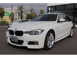 BMW 3シリーズ 320dツーリング Mスポーツ ACC パドルシフト 電動シート シートヒーター 車線逸脱 後方検知 被害軽減ブレーキ 後期8C20