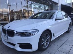 BMW 5シリーズ 523d xDrive Mスピリット イノベーションパッケージ ハイラインパッケージ