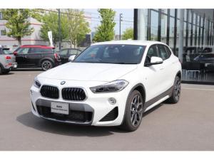 BMW X2 sDrive 18i MスポーツX MスポーツX アドバンスドアクティブセーフティ コンフォートパッケージ ハイラインパッケージ