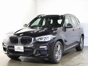 BMW X3 xDrive 20d Mスポーツ セレクトパッケージ ハイラインパッケージ リアアジャスト アンビエントライト