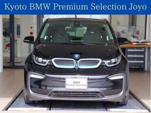 BMW i3 レンジ・エクステンダー装備車 レザーシート シートヒーター 19インチアロイホイール パーキングサポート ワイヤレスチャージング