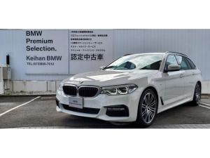 BMW 5シリーズ 523iツーリング Mスポーツ ハイラインPKG・イノベーションPKG付き