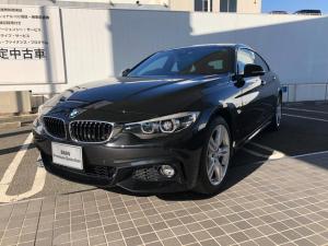 BMW 4シリーズ 420iグランクーペ Mスピリット MスポーツPKG付き