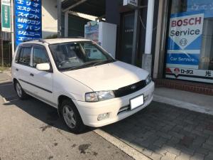 日本フォード フェスティバミニワゴン JX アルミホイール プライバシーガラス