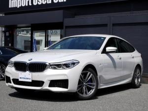 BMW 6シリーズ 630i グランツーリスモ Mスポーツ 黒革Pシート ヘッドアップDISP 3D全周囲カメラ 19AW 追従クルーズ HDDナビ・ETC・地デジ 電動トランク 電動リアサンシェード 4席ヒーター メーカー保証継承