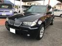 BMW/BMW X3 2.5si MスポーツパッケージI