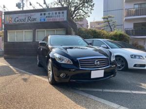 日産 フーガ 250GT ナビ TV 革シート