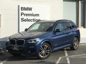 BMW X3 xDrive20dMスポーツ認定保証LEDヘッドライトACC