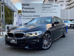 BMW 5シリーズ 523d Mスポーツ1オーナーACCトップビュー認定保証