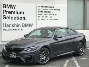 BMW M4 M4クーペ コンペティション認定保証20AW赤レザーMサス