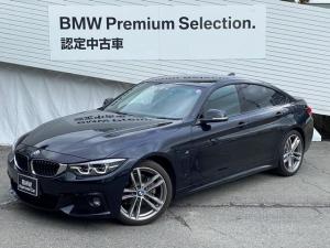 BMW 4シリーズ 420iグランクーペMスポーツ純正OP19AW地デジACC