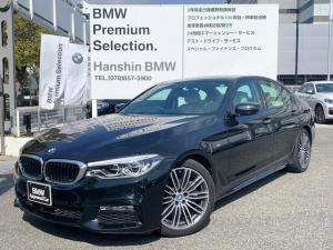 BMW 5シリーズ 523dMスポーツハイライン19アルミイノベーションPKG