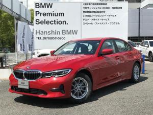 BMW 3シリーズ 320i弊車デモカ-コンフォ-トアクセスLEDヘッドライト