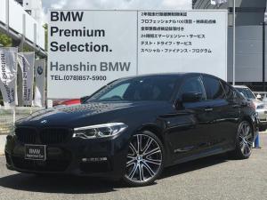 BMW 5シリーズ 540i MスポーツMブレーキサンルーフHUD1オーナー直6