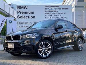 BMW X6 xDrive 35i Mスポーツ セレクトPKG1オーナー