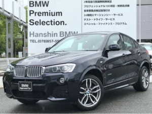 BMW X4 xDrive28i MスポーツサンルーフACCブラウンレザー