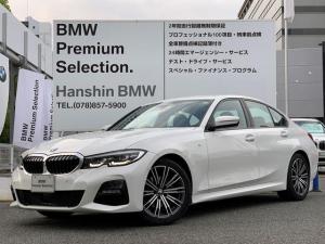 BMW 3シリーズ 320i Mスポーツ元デモカーコンフォートPKGヘッドアップ