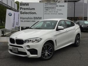 BMW X6 M ベースグレード左ハンドル575ps元メーカーデモカー
