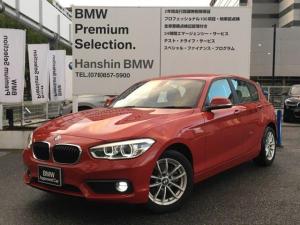 BMW 1シリーズ 118i弊社デモカーパーキングサポートLEDヘッド禁煙車