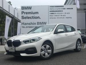 BMW 1シリーズ 118i プレイ ナビパッケージ ライブコックピット HDDナビゲーション AI音声会話システム ミラー型ETC コネクッテッドドライブ LEDヘッドライト 車線逸脱システム 衝突軽減ブレーキ パーキングサポート