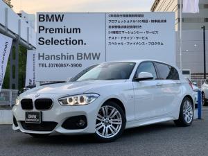 BMW 1シリーズ 118i Mスポーツ LEDヘッドライト LEDフォグライト クルーズコントロール 純正HDDナビ 純正17インチアロイホイール インテリジェントセーフティー ミラーETC アイドリングストップ F20