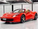 フェラーリ/フェラーリ 458スパイダー ベースグレード
