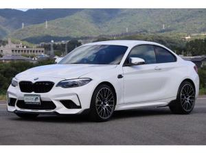 BMW M2 コンペティション 5年BSI&保証継承付 カーボンパーツ トランクスポイラー アダプティブLEDヘッドライト Mスポーツエキゾースト Mスポーツブレーキ 純正19インチAW カーボントリム harman/kardon