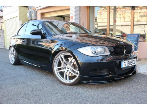 BMW 1シリーズ 135i 360PS D2Racing車高調 美響マフラー