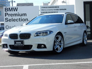 iBMW BMW 523iツーリング Mスポーツ LED 19AW ACC